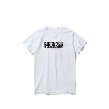 Norse Projects Niels Nautical Logo Tee