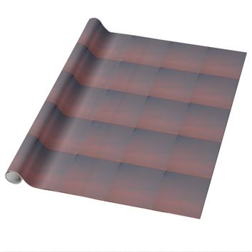 Warm Sky Wrapping Paper