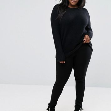 ASOS CURVE Ultimate Chunky Sweater at asos.com