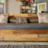 Reclaimed lumber oliver series back to nature by hammersheels