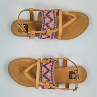 Sonora Sandal in Tan