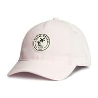 Cotton Cap - from H&M