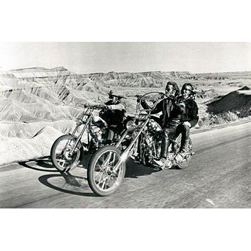Easy Rider Movie Poster 11 inch x 17 inch poster