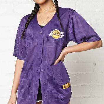NBA Lakers Jersey Shirt