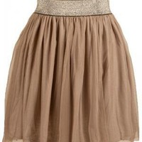 The Coppercabana Skirt - Clothing