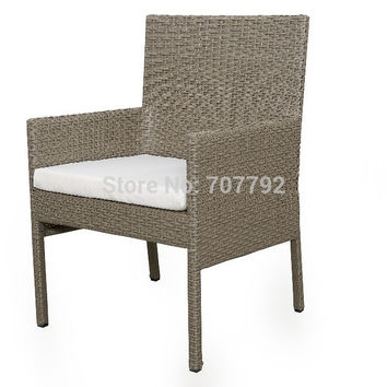 Hot sale SG-12003A-10 Urban new style rattan dining chair