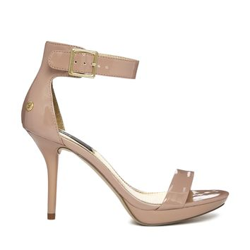Blink Barely There Ankle Strap Heeled Sandals