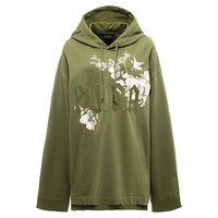 Embroidered Long Sleeve Graphic Hoody, buy it @ www.puma.com