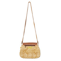 JOYN Diamond Satchel