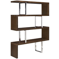 Meander Stand Contemporary Bookshelf