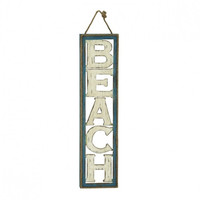 Beach House Wall Sign