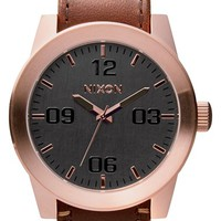 Men's Nixon 'The Corporal' Watch, 48mm