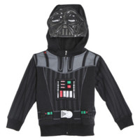 Star Wars Darth Vader Toddler Zip Hoodie