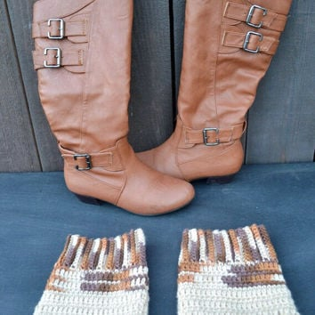 Small Reversible Boot Cuffs