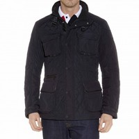 Aston Martin Racing Quilted Jacket - Outerwear - Shop By Product - Men | Hackett