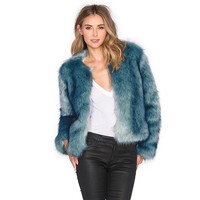 Hallo Faux Fur Coats