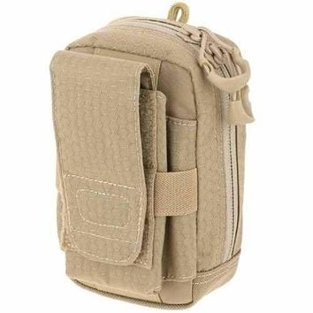 "Maxpedition PUP Phone Utility Pouch Tan 3.5""Lx3""Wx6""H"