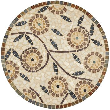 Monterosso Mosaic Table Top - 30""