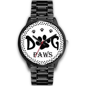 Dog Paws Print Christmas Special Wrist Watch-Free Shipping