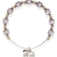 Women's Alex and Ani 'Valentine's' Expandable Beaded Bracelet