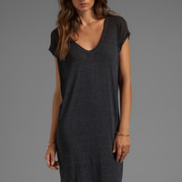 Free People Keep Me V Dress in Black from REVOLVEclothing.com