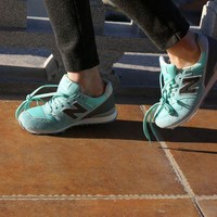 QIYIF cxon new balance nb996gf green for women men running sport casual shoes sneakers