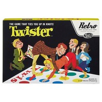 Retro Series Twister 1966 Edition Game