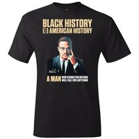 Black History is American History featuring Malcolm X