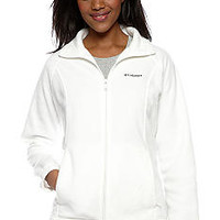 Columbia™ Women's Benton Springs Full-Zip Fleece Jacket -
