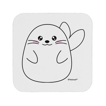 Cute Seal Coaster by TooLoud