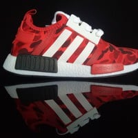 Beauty Ticks Adidas Nmd Leisure Sports Shoes