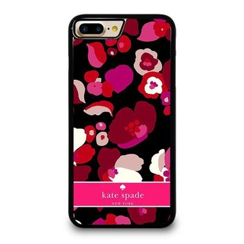 KATE SPADE NEW YORK FLORAL iPhone 4/4S 5/5S/SE 5C 6/6S 7 8 Plus X Case