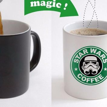 Star Wars Magic Mug Color Change