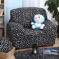 Printed Sofa Cover Universal Elastic Copri Divano Armchair Protetor Covers Couch Stretch Towel Sectional Couch Slipcover