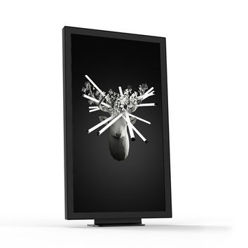 Futuristic Digital Art Frame by EO