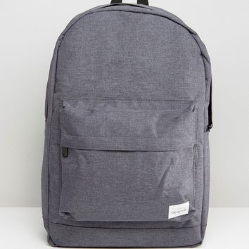 Spiral Backpack In Gray