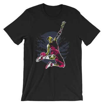 Zombie Slam Short-Sleeve Unisex T-Shirt