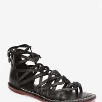 Urban Outfitters - Bernardo Maddy Caged Lace-Up Sandal