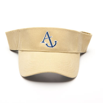 Golden Sand Anchored Style Visor