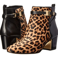 Michael Kors Collection Yves TN LG Leo HC Large Leopard Haircalf/Smooth Calf - Zappos.com Free Shipping BOTH Ways