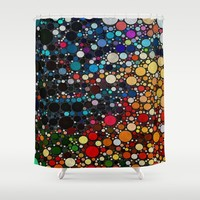 :: Resolutions :: Shower Curtain by :: GaleStorm Artworks ::