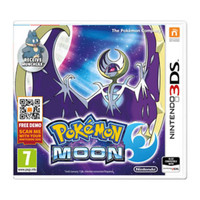 Buy Pokémon Moon | Free UK Delivery | GAME