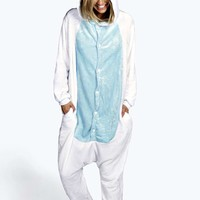 Jade Unicorn Supersoft Novelty Onesuit
