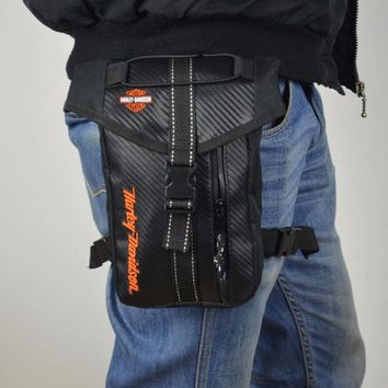 Free shipping  racing riding pack bags shoulder bag KTM Motocross Messenger chest and leg bag HARLEY Knight Tool