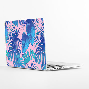 Miami Palms Laptop Skin
