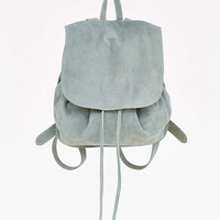 Ecote Suede Flap Mini Backpack - Urban Outfitters