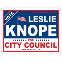 Vote For Knope!