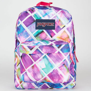 Jansport Superbreak Backpack Multi Glow Box One Size For Men 21498339801