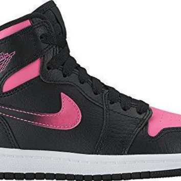 Nike Girl's Air Jordan 1 Retro High GP Basketball Shoe