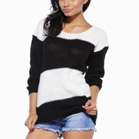 Big Stripe Jumper